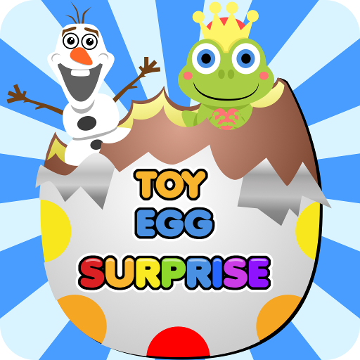 Egg Surprise – Fun Toy Prize Collecting Game: Appstore for Android