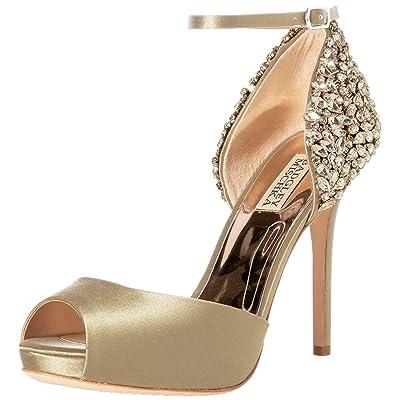 Badgley Mischka Women's Vanity Pump: Shoes