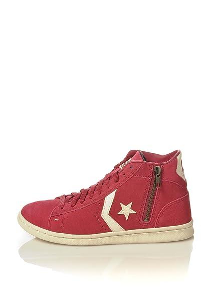 Converse Zapatillas T Rojo/Blanco EU 40: Amazon.es: Zapatos y complementos