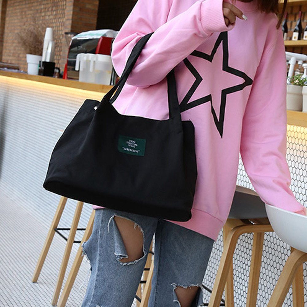 1de60289197a Amazon.com: ❤ Sunbona Schoolbag Girls Women Retro Female Simple ...