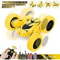Peradix Coche Teledirigido,Stunt RC Car 2.4GHz Radio Control