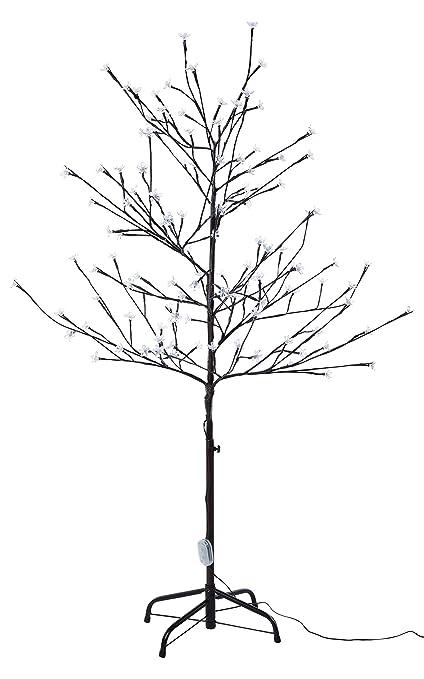Amazon Com Lightshare Cherry Blossom Lighted Tree 5 Feet Rgb With