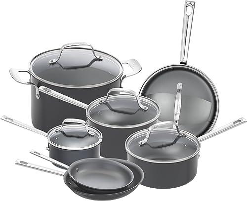 Emeril Lagasse 12 Piece Nonstick Cookware Set