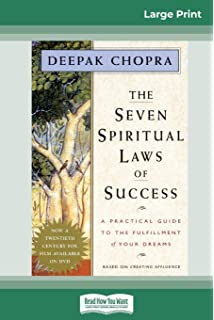 The Seven Spiritual Laws of Success: A Practical Guide to ...