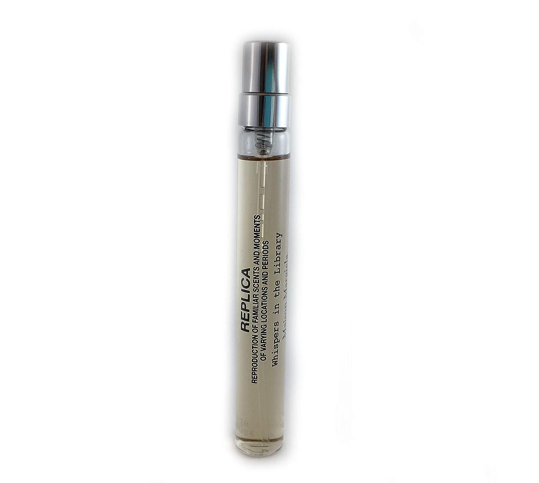 Maison Margiela Replica Whispers in the Library Eau de Toilette Travel Spray - 0.34 Ounce