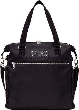 Sarah Wells Lizzy Breast Pump Bag (Black)