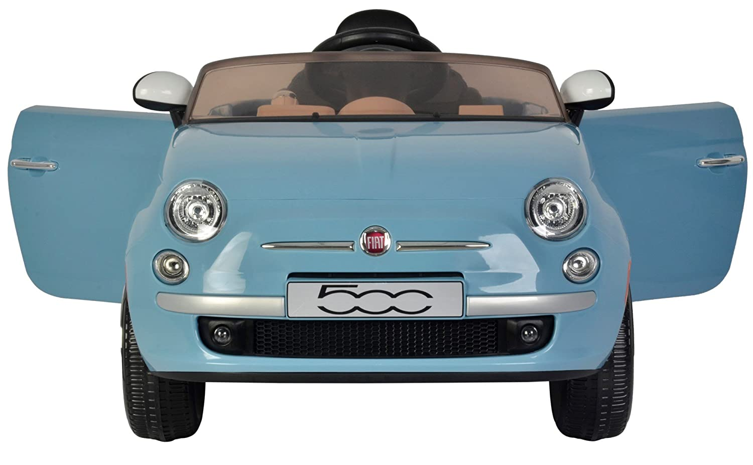 Toyhouse Officially License Fiat 500 Rechargeable Battery
