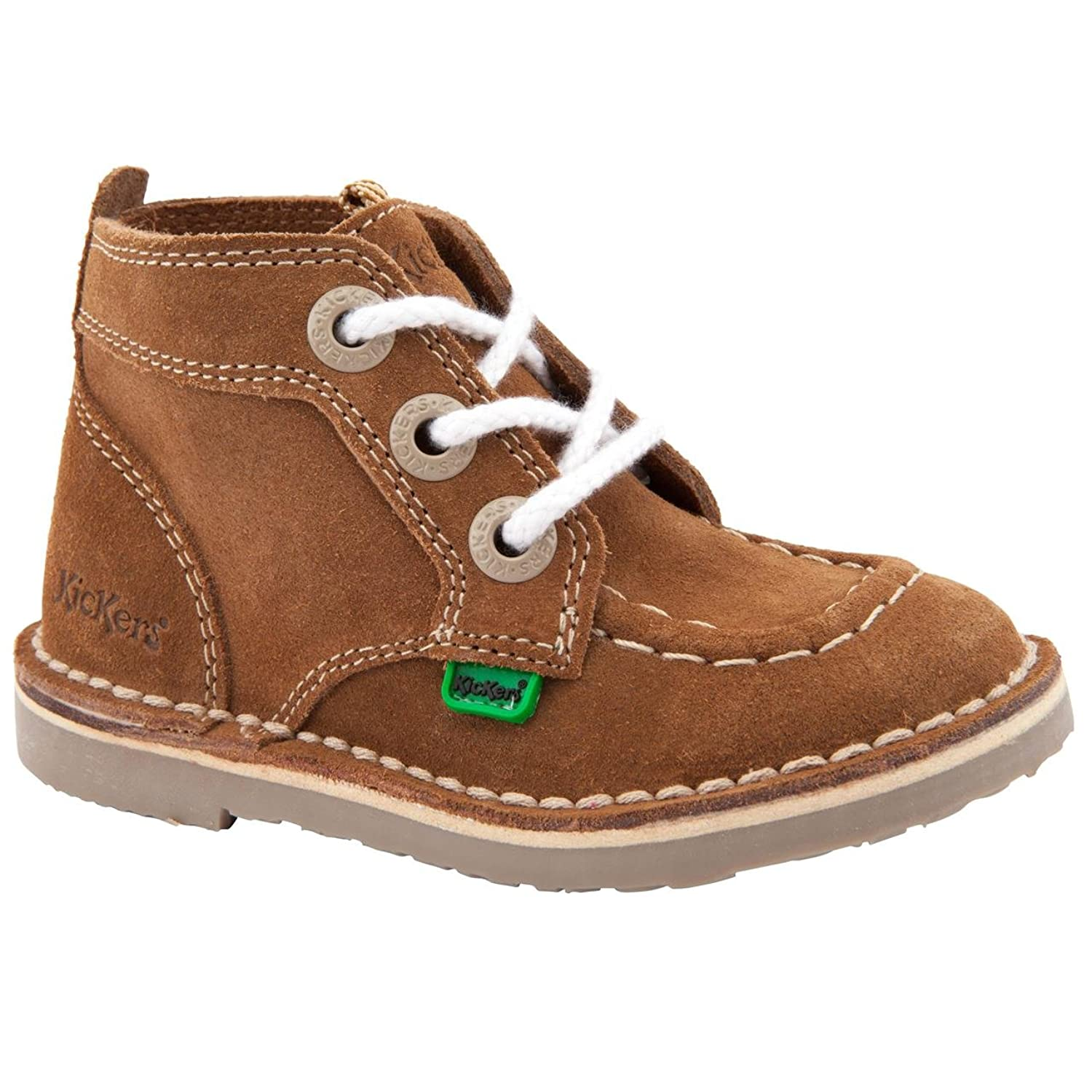 da6c7176ab7572 Pre-School Boys Kickers Adler Legendry Tan Ankle Boots Size 10:  Amazon.co.uk: Shoes & Bags