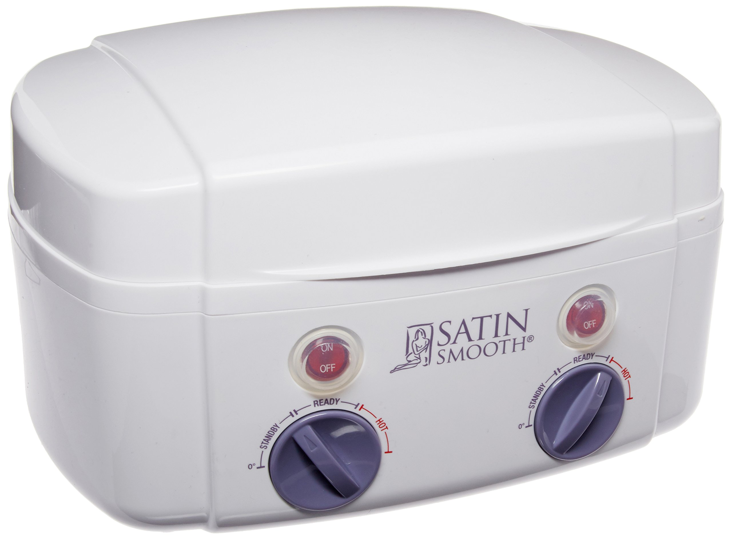 Satin Smooth Professional Double Wax Warmer by Satin Smooth