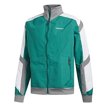 adidas EQT Wind JK - Chaqueta, Hombre, Verde(: Amazon.es ...