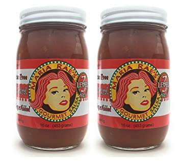 Maria Raes Gourmet Salsa, All-Natural and Gluten Free ...
