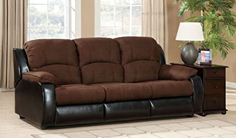 Amazon.com: 1PerfectChoice Grande Sofa 3-Seat Pull out Queen ...