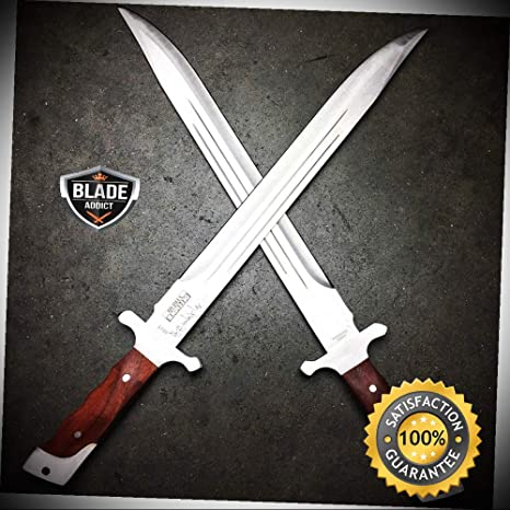 Amazon.com: Juego de 2 piezas de cuchillos de 18 pulgadas ...