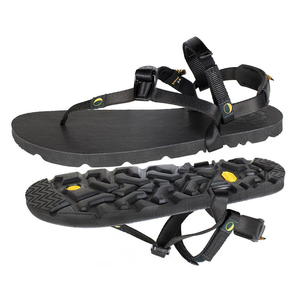 Luna Sandals Mono 2.0 | Unisex Lightweight Athletic Sandals 5.9oz Adjustable B06ZXRKM6L Men's 4/Women's 6