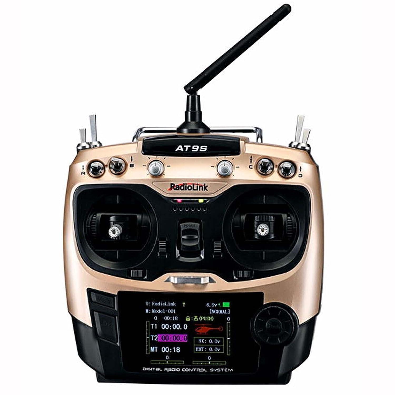 Hobbypower Radiolink 2.4G AT9S R9DSラジコンシステム10CH送信機 AT9S&受信機 スペクトラム拡散:DSSSとFHSS B01ICZHO3U (AT9S Mode2) &R9DS Mode2) B01ICZHO3U, 段ボール梱包資材店 In The Box:60ffece3 --- itxassou.fr