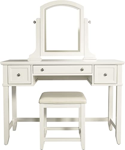 Crosley Furniture Vista Vanity and Mirror