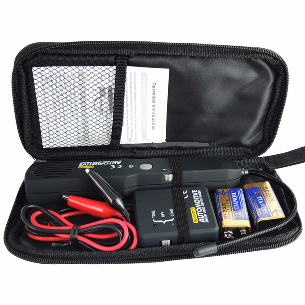 Automotive Cable Wire Tracker Short Open Circuit Openshort Digital Repair Tester Allsun Finder And Tracer Detector Car Tool With