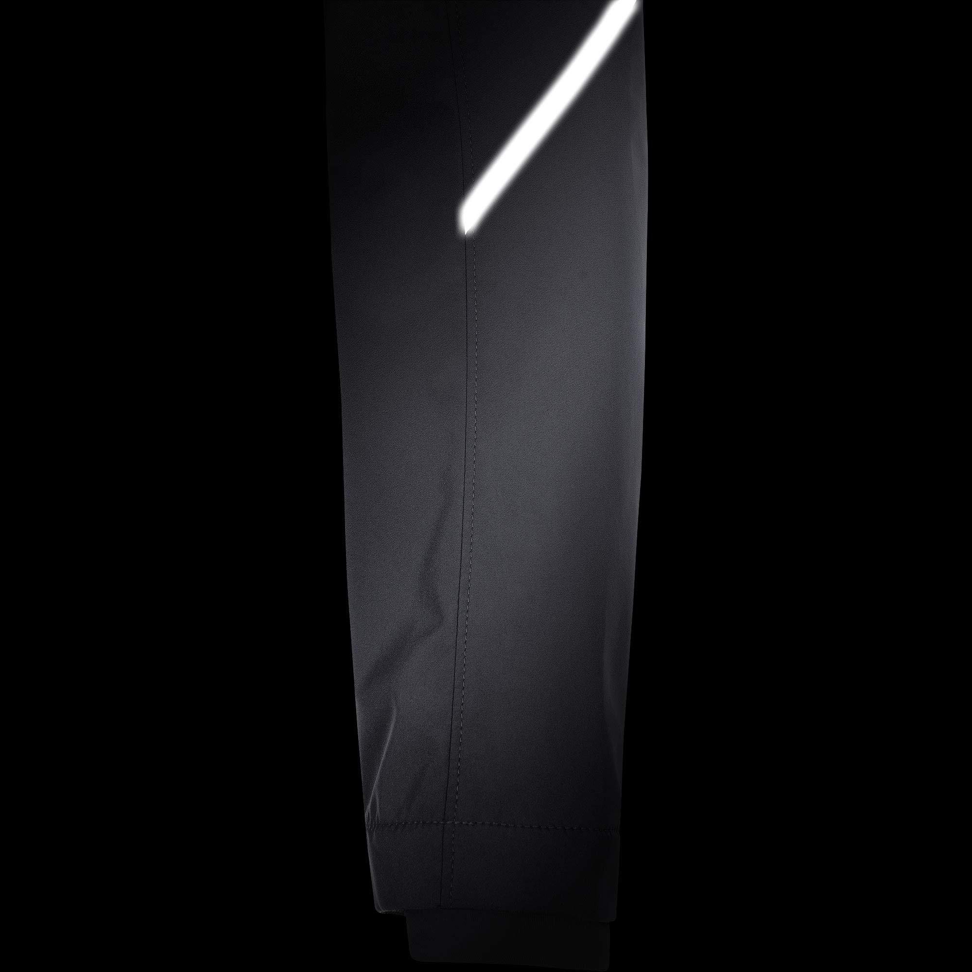 Gore Women's R3 Wmn Partial Gws Jacket,  terra grey/black,  M by GORE WEAR (Image #8)