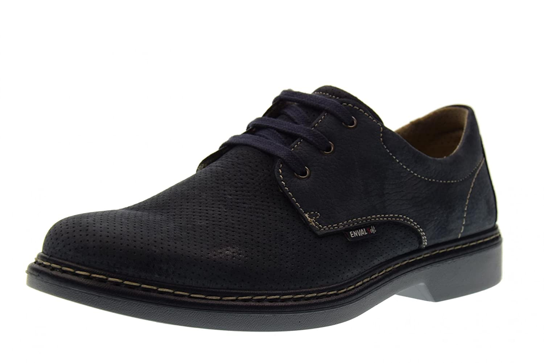 Classic Men's Shoes 1202733 Blu