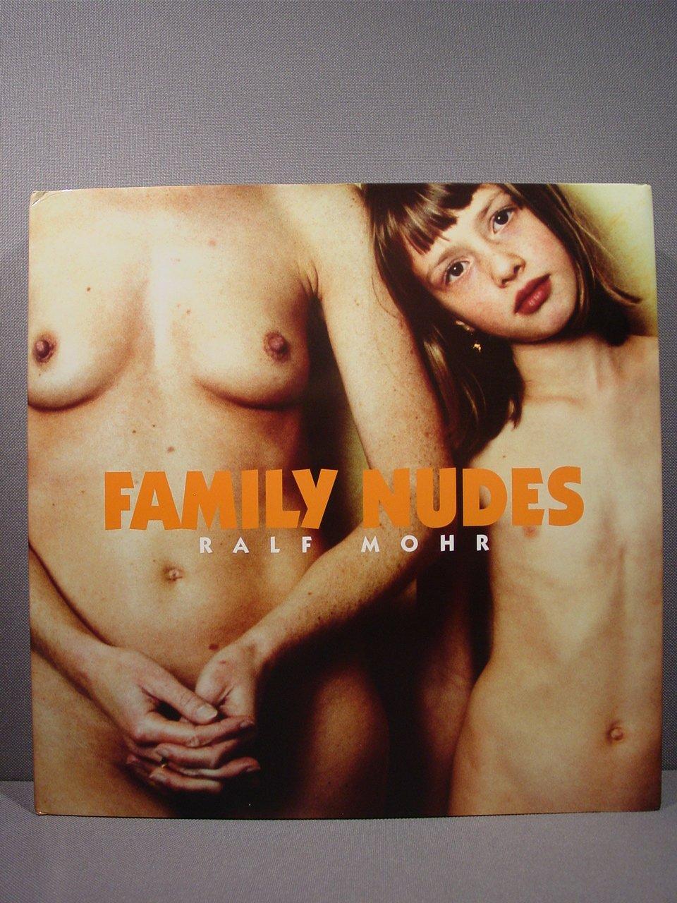 Family nude portraits afraid, that