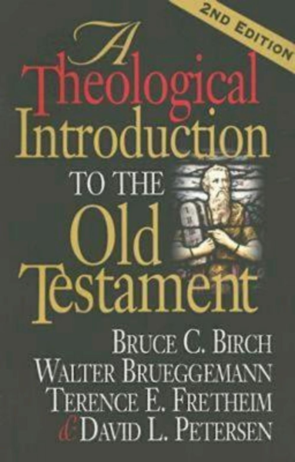 Literature craft and voice 2nd edition - A Theological Introduction To The Old Testament 2nd Edition Walter Brueggemann Bruce C Birch Terence E Fretheim David L Petersen 9780687066766