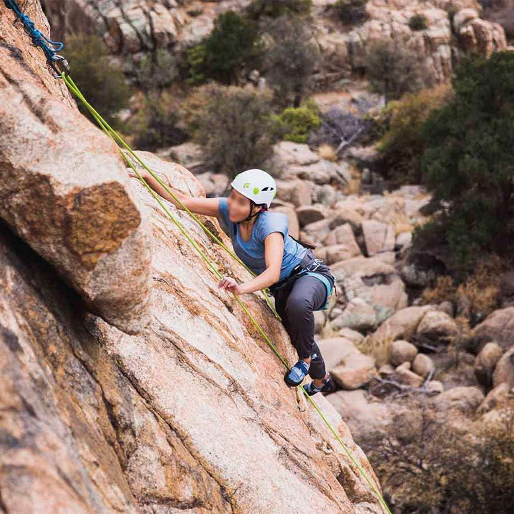 SSCYHT Kit arnés para Escalada en Roca Cinturón Seguridad ...