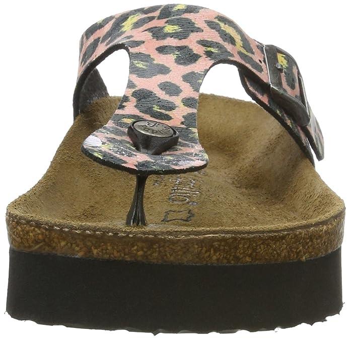 fba80f10dec Papillio Women s Gizeh Birko-Flor Plateau Flip Flops  Amazon.co.uk  Shoes    Bags