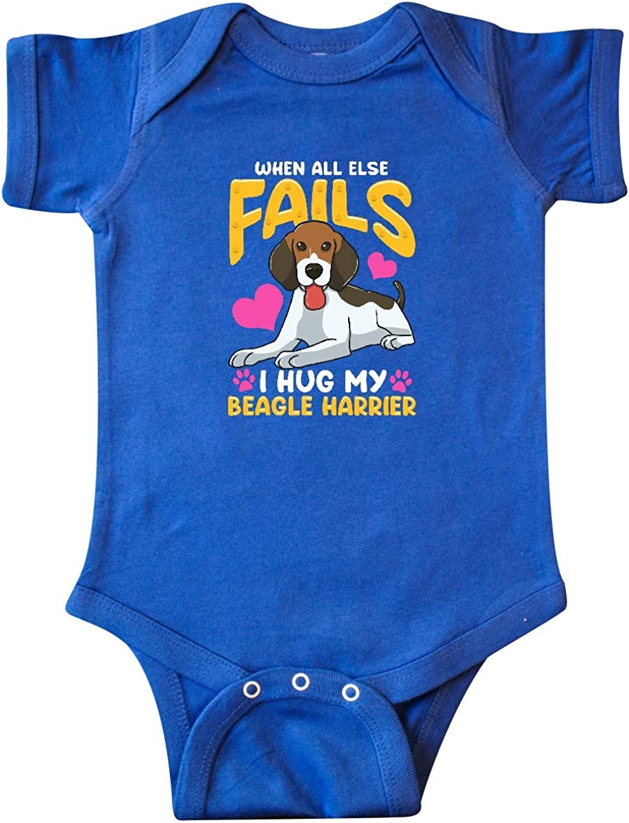 inktastic Beagle Harrier Dog Gift Infant Creeper