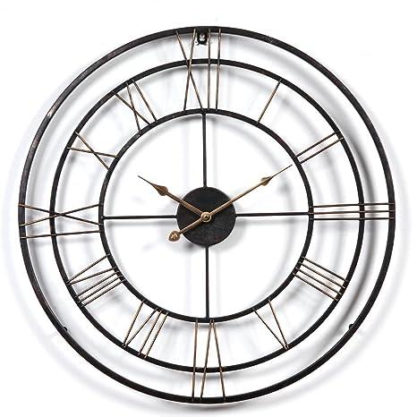 Reloj De Pared grande XXL según los, ct de Tribe grandes XXL metal Ø60 cm