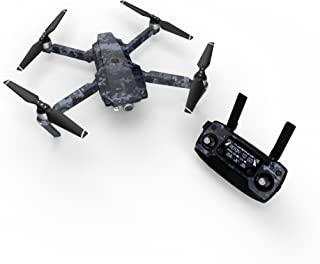 product image for Digital Navy Camo Decal for Drone DJI Mavic Pro Kit - Includes Drone Skin, Controller Skin and 3 Battery Skins