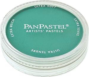PanPastel 26205 Ultra Soft Artist Pastel, Phthalo Green, 620.5