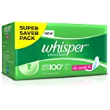 Whisper Ultra Clean -XL Wings (30 Pads)