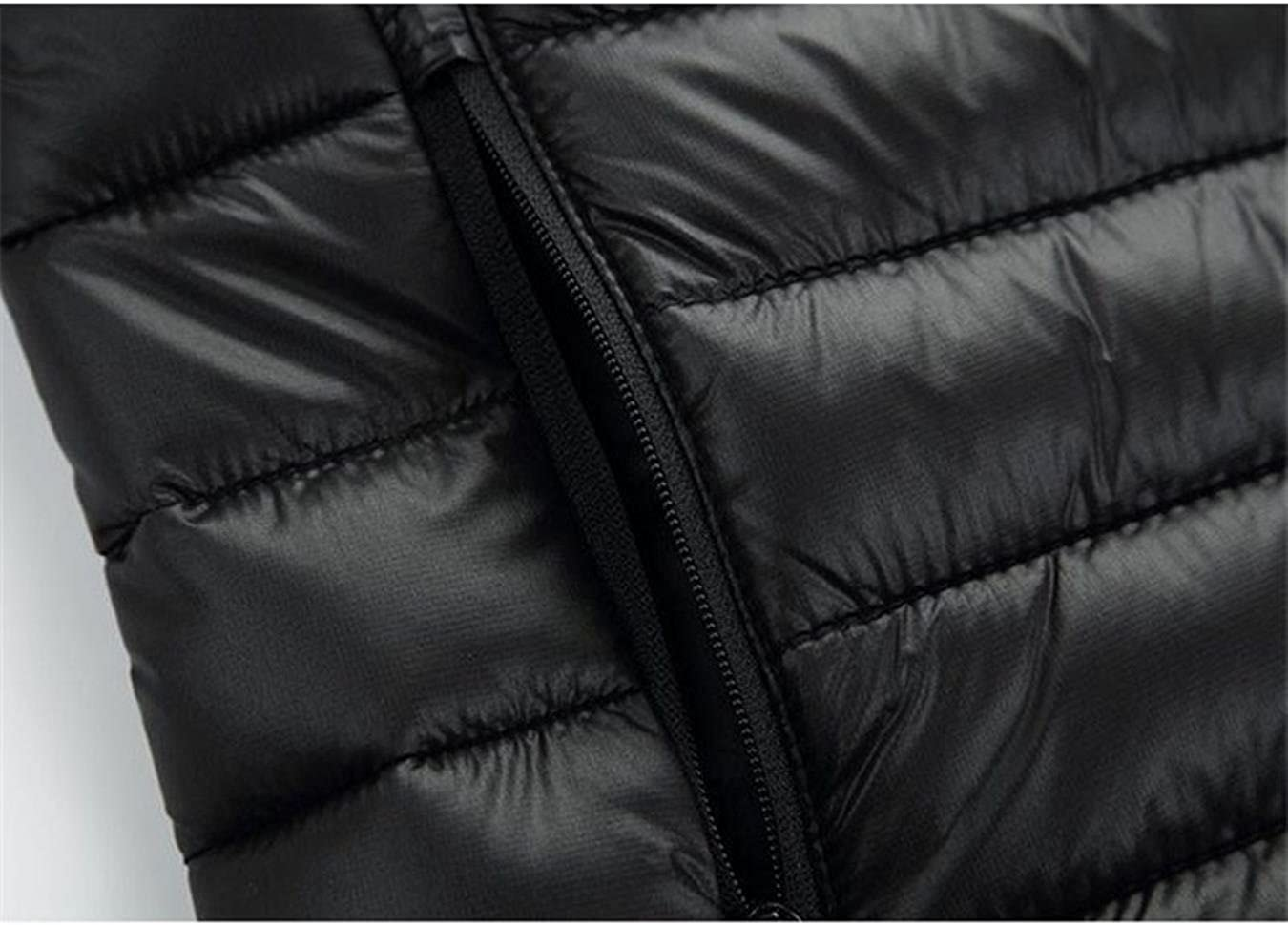 Winter New Fashion Plus Size 5XL 6XL Down Jackets Men Casual Outwear Loose Ultra Light Down Jacket