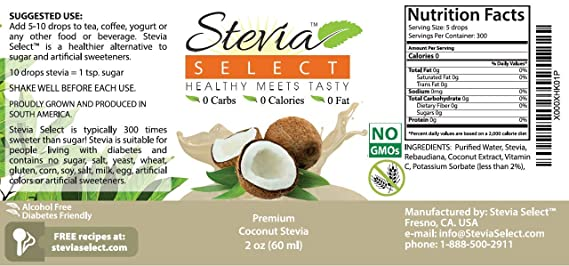 terra nature prime stevia y diabetes