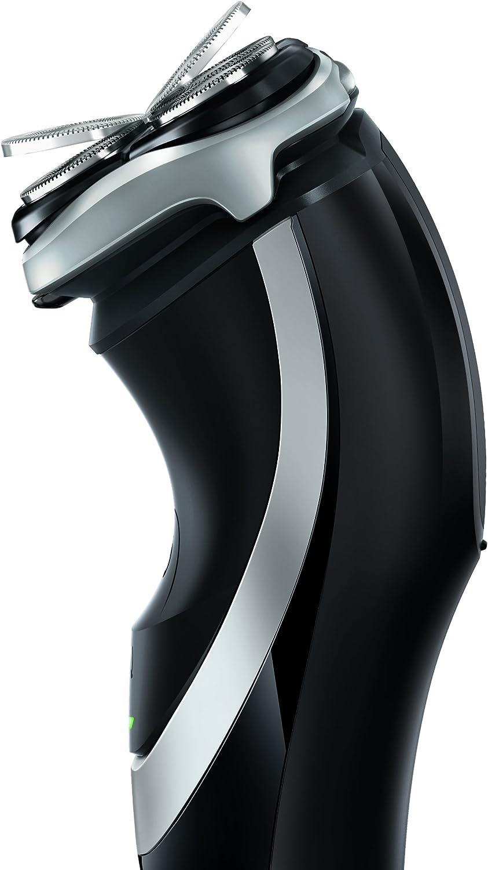 Philips SHAVER Series 3000 PT739/20 - Afeitadora (Máquina de afeitar de rotación, Negro, Carga, AC/Batería, Ión de ...