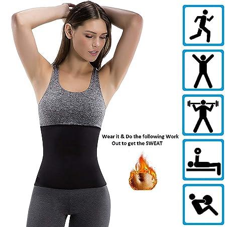 933f392ecb Buy DREAM XPLORE Unisex Body Shaper for Weight Loss Tummy Slimming 3 mm Belt  (Multicolour