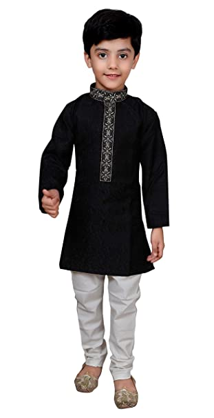 Desi Sarees Niños Sherwani Kurta Pajama Boda Ropa De Bollywood 938   Amazon.es  Ropa y accesorios 8b138843865