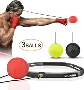 Giveaway: Himover Boxing Reflex Ball