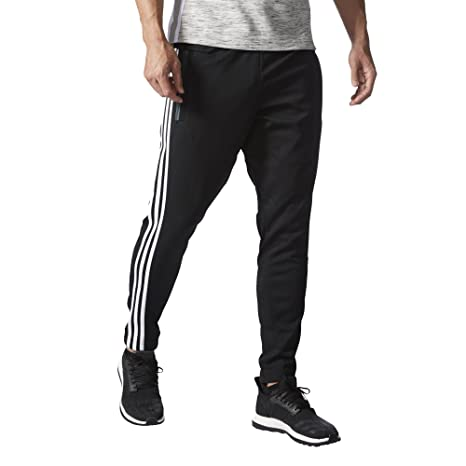 163099043456 Adidas Mens 3Stripes Tiro Training Pants XS Black