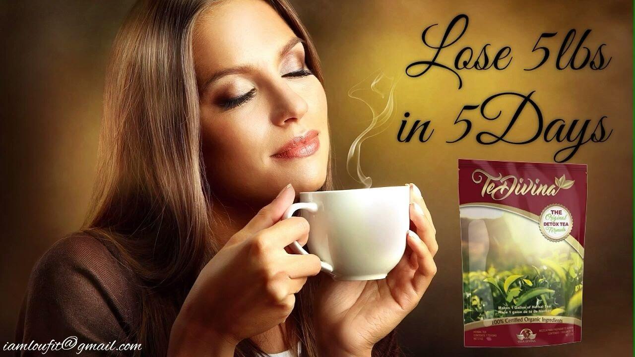 Tea Divina - Vida Divina Detox Tea One Week Supply 1 Pack The Original Tea by Te Divina (Image #2)
