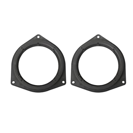 "Toyota Avensis speaker adapter pods Front Door 17cm 6.5"" fitting rings adaptors"