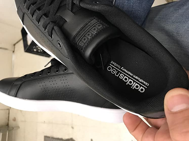 adidas Men's Cloudfoam Advantage Clean Sneaker These has to be the most comfortable sneakers I've owned