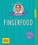 Fingerfood: 40 Jahre Küchenratgeber: die limitierte Jubiläumsausgabe zum Sammeln und Verschenken (GU Sonderleistung)