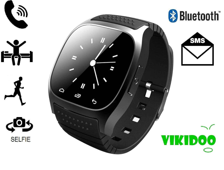 M26 SmartWatch con pantalla táctil, Bluetooth, reloj con ...