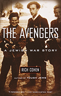 Amazon tough jews fathers sons and ganster dreams ebook the avengers a jewish war story fandeluxe Epub