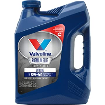 Valvoline Premium Blue Extreme