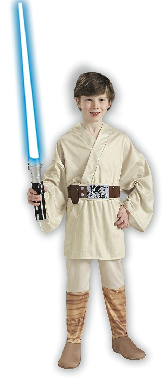 Obi-Wan Kenobi Costume Kids Star Wars The Clone War Halloween Fancy Dress