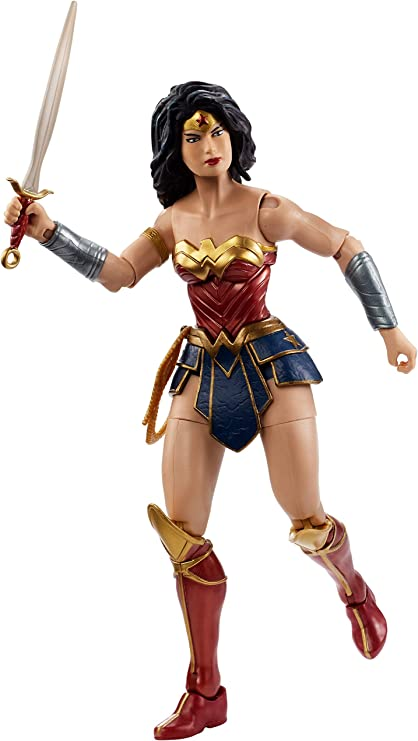 "Wonder Woman 12/"" Action Figure DC Comics Heroes Kids Toys Collectible Figurines"