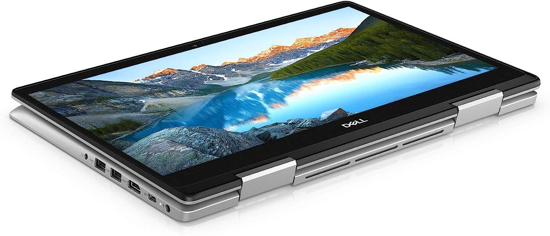 Dell Inspiron 14 5491 14 inch 2in1 Convertible Touchscreen FHD Laptop (Silver) Intel core i7-10510U, 8GB RAM, 512GB SSD, Windows 10 Home (i5491-7265SLV-PUS)