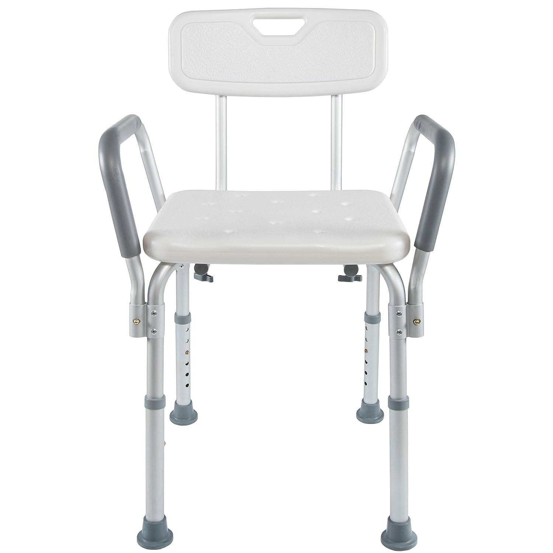 Amazon.com: Medical Tool-Free Assembly Spa Bathtub Shower Lift Chair ...